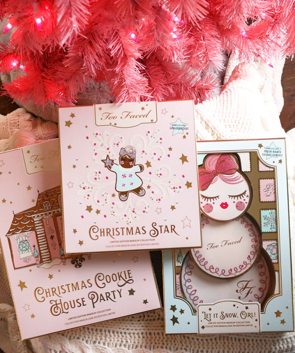 Too Faced Christmas 2020 Too Faced Holiday Gift Sets 2019 – Review and Swatches   Tracost